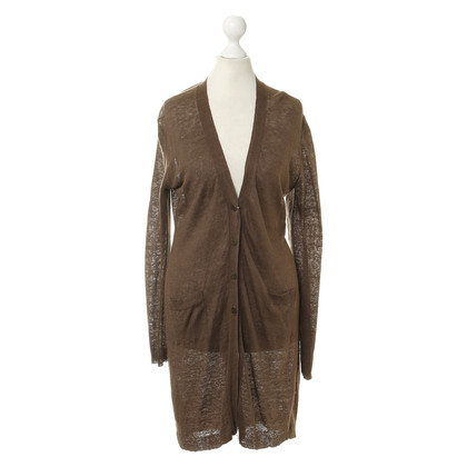 Bruno Manetti Cardigan in marrone