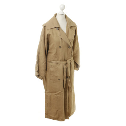Wood Wood Trench coat in beige