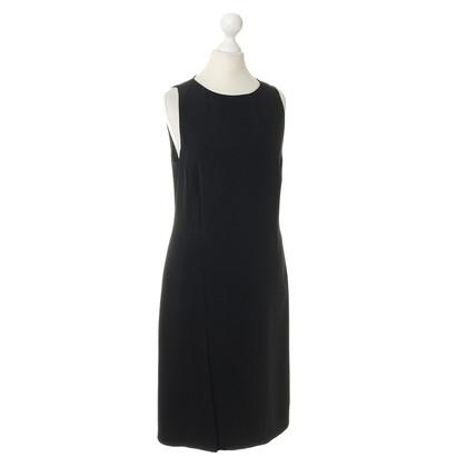 Mani Navy Blue sheath dress