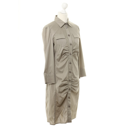 Patrizia Pepe Shirt dress in beige