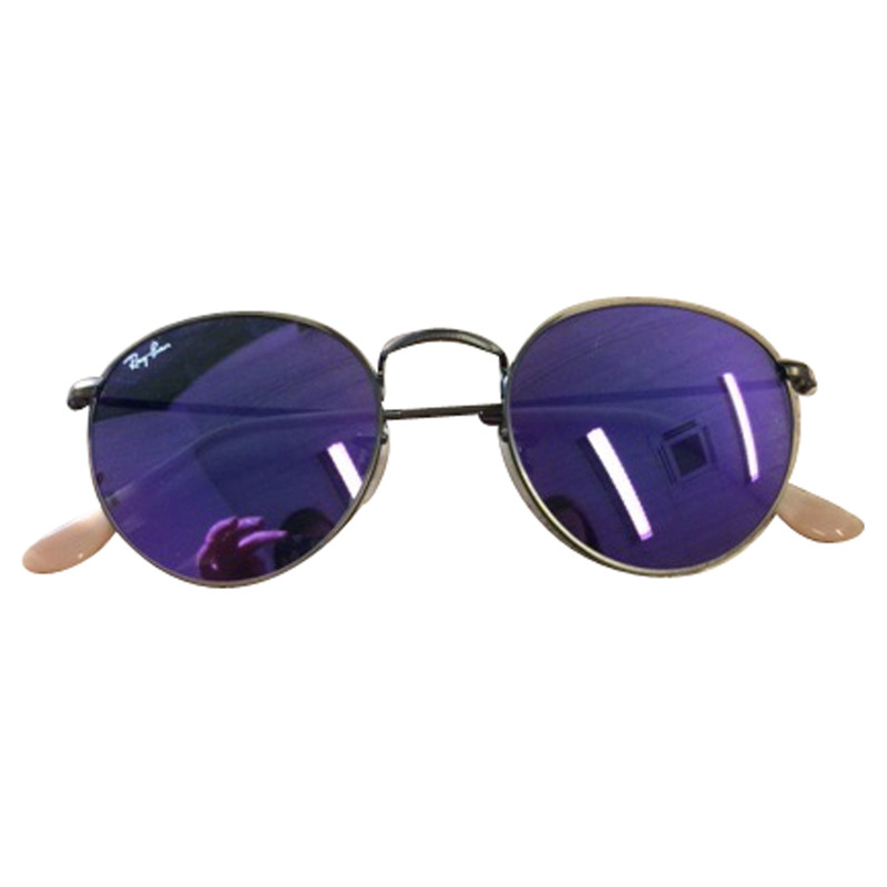 ray ban ronde occasion