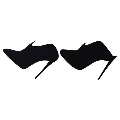 Giuseppe Zanotti pumps con open heel-regolabili