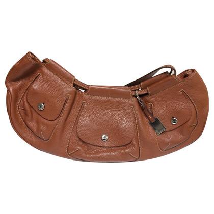 Lancel Leer bag
