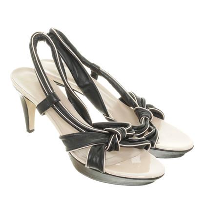 Bally Black sandals