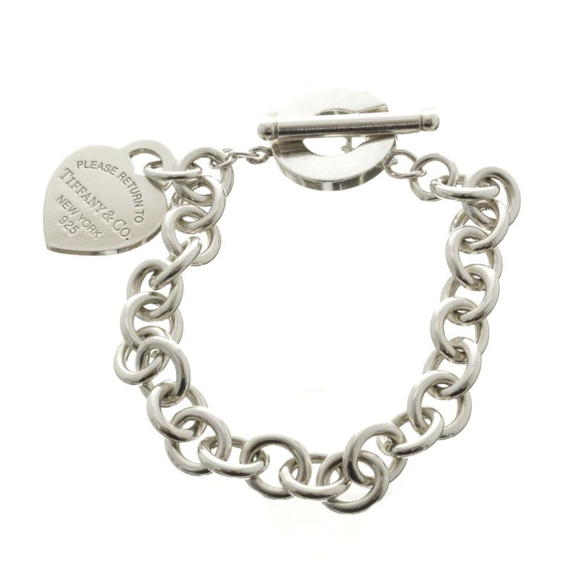 tiffany co return to tiffany bracelet buy second hand. Black Bedroom Furniture Sets. Home Design Ideas