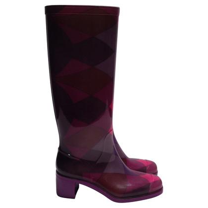 Emilio Pucci Rubber boots