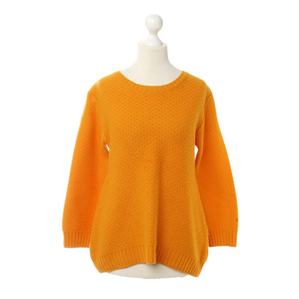 Dear Cashmere Gebreide trui Orange