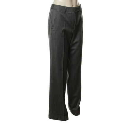 Windsor Trousers with pinstripes
