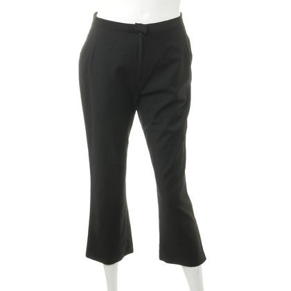 Joseph Pantaloni di lana nero