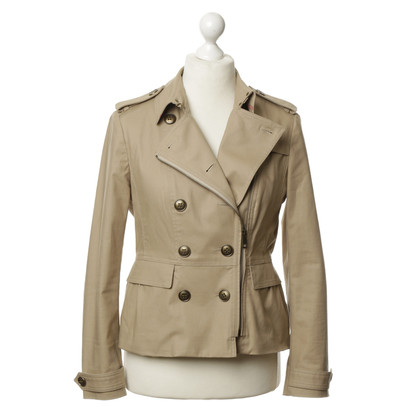 Burberry Jacket in trench look
