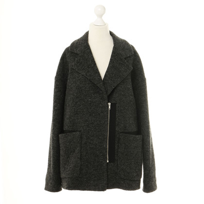Band of Outsiders Jacke mit Rips-Details