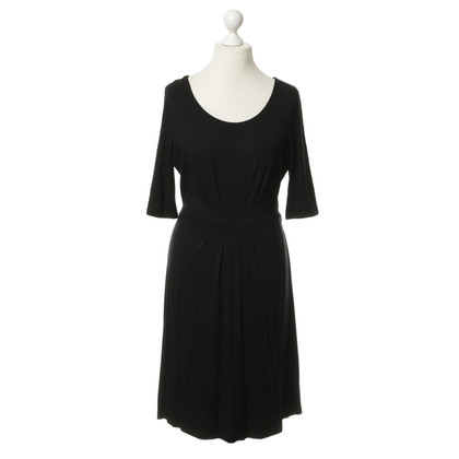 Hobbs Black dress with belt