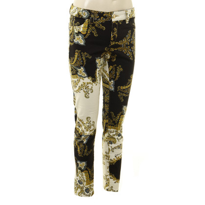 Just Cavalli Jeggings mit Muster