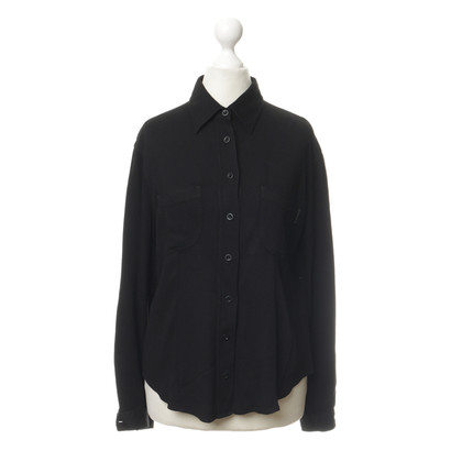 Armani Shirt in zwart