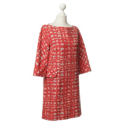 Marc Jacobs zijden jurk patroon