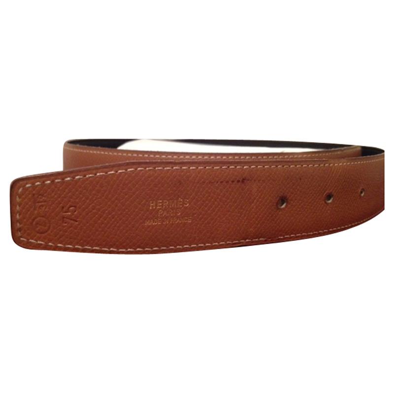 Cintura Hermes Fibbia