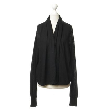 Dolce & Gabbana Vest in kasjmier en zijde