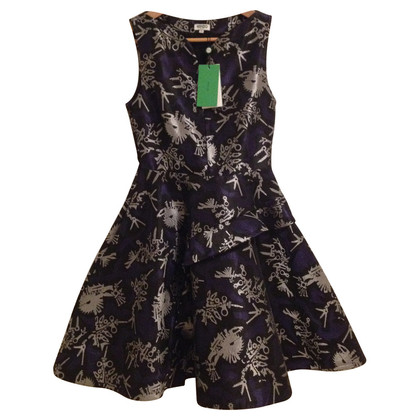 "Kenzo ""Monster Dress"" mit Industrial Print"