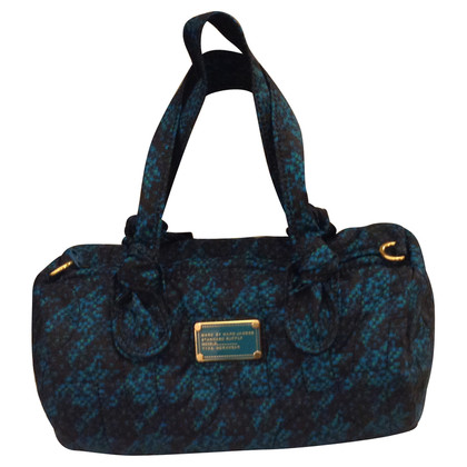 Marc by Marc Jacobs Tas in blauw/zwart