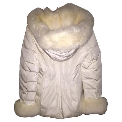 Blumarine Giacca con pelliccia