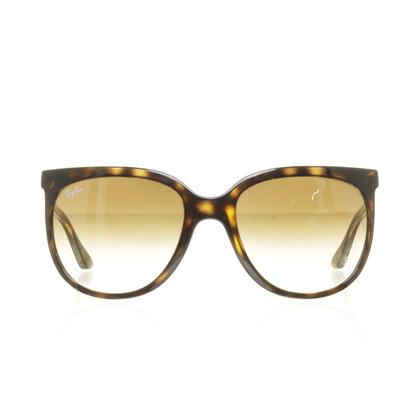 Ray Ban Light Havana sunglasses