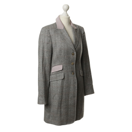 Nusco Coat with herringbone