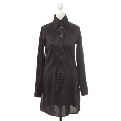 Piu & Piu Blouses jurk met streep