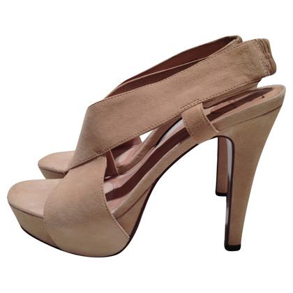 Diane von Furstenberg Plateau sandals