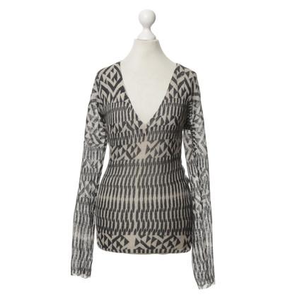Etro Pullover mit grafischem Muster