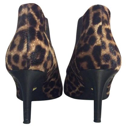 Diane von Furstenberg Ankle boots with fur