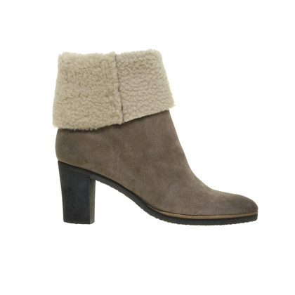 Maison Martin Margiela Ankle boots suede