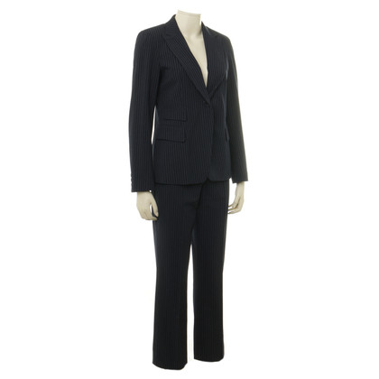 DKNY Suit with pinstripes