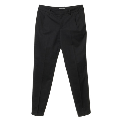 Drykorn Cigarette pants in anthracite