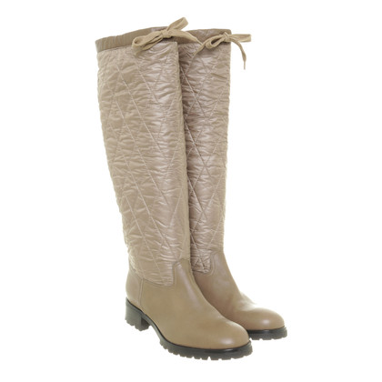 Marc Cain Boots with stitching pattern