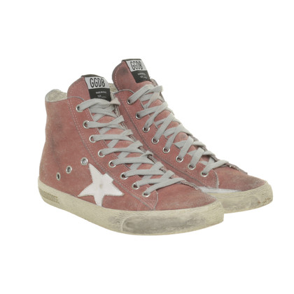 Golden Goose Sneakers in pelle scamosciata