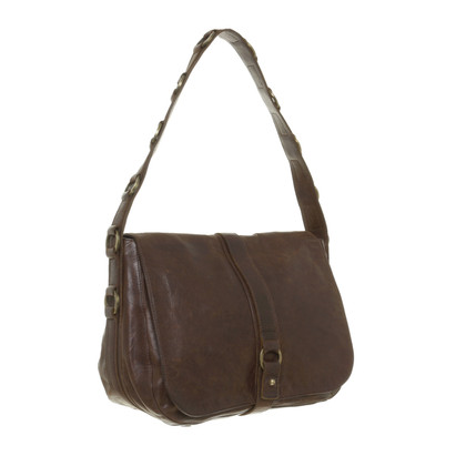 Jimmy Choo Brown Leather handbag