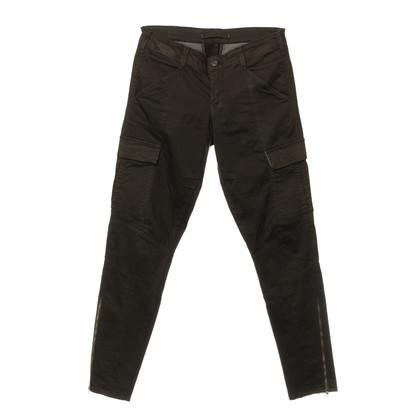 J Brand Pantaloni Cargo in verde