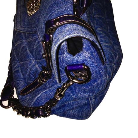 Miu Miu Denim Tasche Blau Super uKgulS4gZv