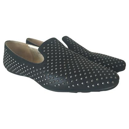 Jimmy Choo Pantofole con rivetti