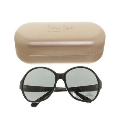 L'Wren Scott zwart zonnebrillen
