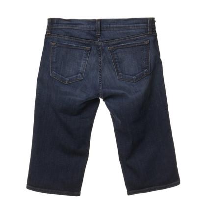 J Brand Shorts aus Jeansgewebe