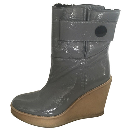 Stella McCartney Ankle boots with wedge