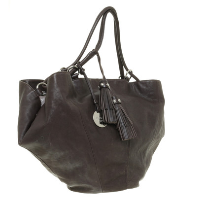 Patrizia Pepe Hobo bag leather
