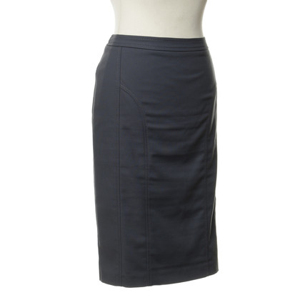 Laurèl Pencil skirt in blue