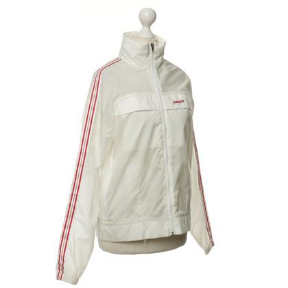 DKNY Regenjacke in Weiß