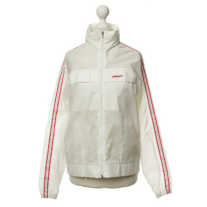 DKNY Rain jacket in white