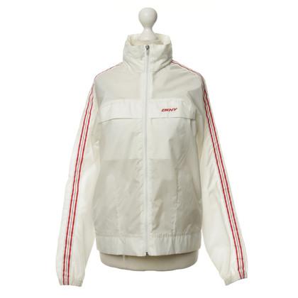 DKNY Giacca da pioggia in bianco