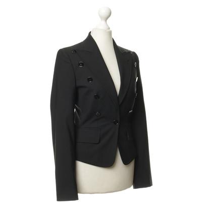 Dolce & Gabbana Blazer mit doppelter Knopfleiste