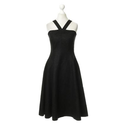Armani Pinafore dress in black