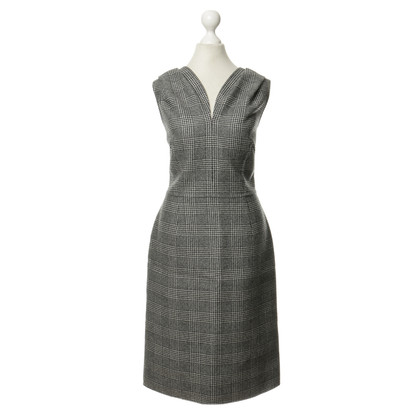 Christian Dior Dress with checked pattern